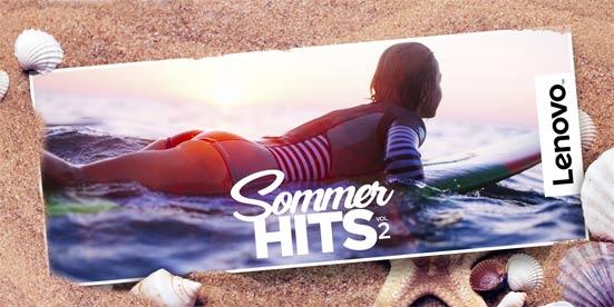 Lenovo Sommer Hits 2
