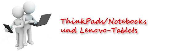 Lenovo Campus Notebooks und Tablets