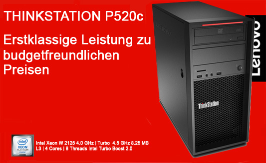 WorkStation P520c