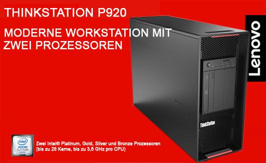 WorkStation P920
