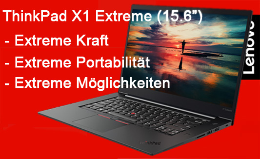 ThinkPad X1 Extreme Lenovo