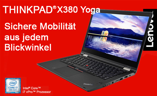 ThinkPad Yoga X380