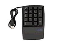 Lenovo USB 17-Key Business Black Numeric Keypad #33L3225