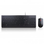 Lenovo Essential Wired Keyboard and Mouse Combo - German