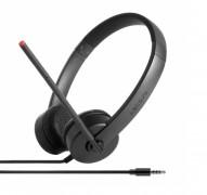 Lenovo Stereo Analog Headset #4XD0K25030