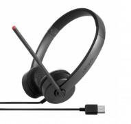 Lenovo Stereo USB Headset #4XD0K25031*