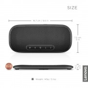 LENOVO PCG 700 Ultraportable USB-C Bluetooth Speaker #4XD0T32974 Campus