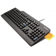 Lenovo USB Smartcard Keyboard - German #4X30E51014