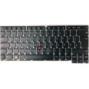 Lenovo Tastaturlayout deutsch in Silber für Lenovo T470s