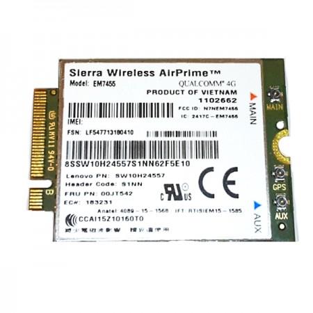 4XC0L59128, ThinkPad EM7455 4G LTE Mobile Broadband Sierra ...