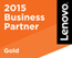 Lenovo Premium Gold Business Partner 2015